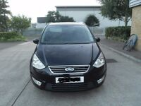 Ford Galaxy 2.0 TDCi Zet Semi-Auto ec 1 Owner FSH 7 Seater