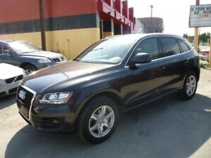 2010 Audi Q5 3.2 QUATTRO LEATHER/ALLOYS/B.C VEHICLE!