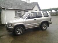 02 isuzu trooper for sale never farmed cheap for quick sale
