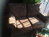 2 Seater Sofa - Excellent Condition - Free To Collector