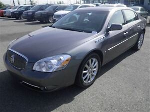 2008 Buick Lucerne CXS Nav Sunroof Leather