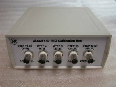 Mb Dynamics Mio Calibration Box Model 476