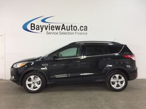 2015 Ford Escape SE - 4WD! ECOBOOST! DUAL CLIMATE! HTD SEATS!...