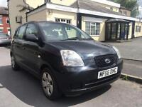 2006 Kia Piccanto 1.1 Great Runner 1 Previous Owner