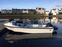 Fishing boat Q18 70hp Tohatsu *PRICED TO SELL*