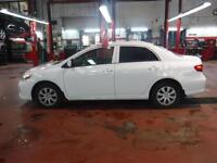 2011 Toyota Corolla 'C' A/C- ELECTRIC GROUP-HEATED MIRRORS