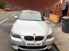 Swap BMW 525M diesel