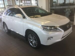 One Owner, Local Trade! Lexus Certified Pre-Owned Vehicle
