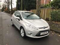 Ford Fiesta zetect 12 Months Mot Full Service History cheap road tax £20 for year