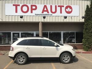 2008 Ford Edge SEL Dual climate, heated seats!