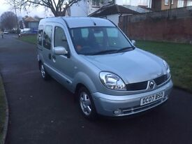 Renault Kangoo 1.5 dCi Expression 5dr£2,799 p/x welcome FREE WARRANTY, FULL HISTORY