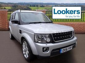 Land Rover Discovery SDV6 LANDMARK (silver) 2016-06-03
