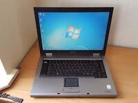 Toshiba Laptop Windows 7 Office 2GB RAM 160GB HDD Wifi