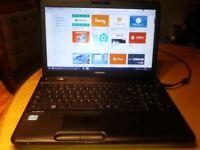 Toshiba Satellite Pro 15.6 inch Laptop (C660-2DN)