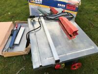 Power craft 1000W table saw