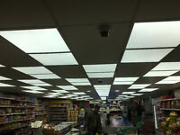 LED PANEL LIGHT 48W Ceiling Suspended LED Panel WhiteLight shops&office Lighting whole sale on A13