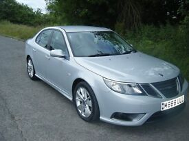 SAAB 9 3 Turbo Edition TTID in Silver