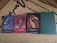 Children Young Adult Teenage Eragon Series Complete by Christopher Paolini