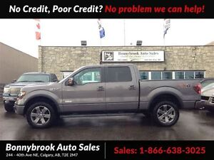 2013 Ford F-150 FX4 comes with nav power rear window slider p su