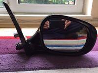 BMW E92 LCI drivers side electric folding mirror DAMAGED