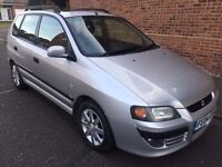 2004 MITSUBISHI SPACE STAR S DI-D 01 FORMER KEEPER ,FULL SERVICE HISTORY