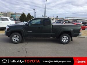 Certified 2012 Toyota Tacoma SR5 Access Cab V6 - 1 OWNER LEASE R