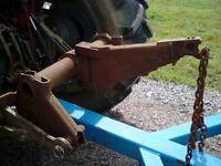 massey ferguson pressure control hitch