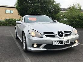 2006 Mercedes-Benz SLK 1.8 SLK200 Kompressor 2dr 1 PREVIOUS OWNER. IMMACULATE