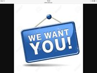 Marketing agents wanted