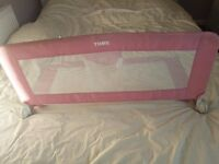 Guard bed for Girl Pink- TOMY