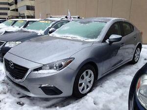 2015 Mazda MAZDA3 GX + BLUETOOTH + CLIMATISATION
