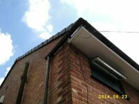 Fascia And Gutters Replaced