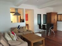 HALLINGS WHARF STUDIOS, E15 - 2 bedroom, 1 bathroom with a balcony, 10 minutes' from Stratford St