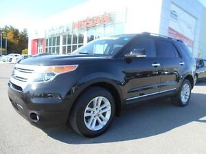 2013 Ford Explorer XLT 4WD 7 PASSAGERS SHIFTRONIC NAVIGATION A/C