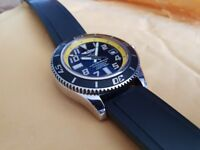 Breitling SuperOcean 42mm Yellow