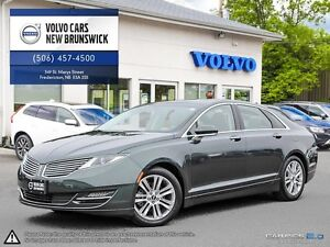 2016 Lincoln MKZ AWD! LEATHER! SUNROOF! NAV! ONLY 1700KM!