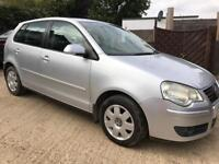 Volkswagen Polo 1.4 S 5dr FSH, 2 owners, low mileage