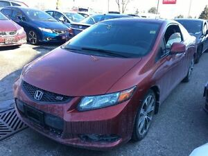 2012 Honda Civic Si | NAVI | 6-SPEED | TINTS | SUNROOF | ALLOYS