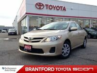 2013 Toyota Corolla CE Sunroof Check out the Video, 90 Days No P