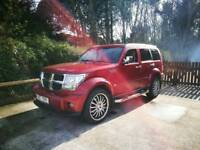Dodge Nitro 2009 2.8tdi crd sit 4x4 outstanding condition