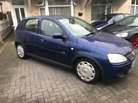 Corsa 1.2 5 door! ONLY 66k! Drives superb! Not Clio polo ford micra Honda Kia Peugeot