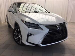 2017 Lexus RX 350 Executive Package: 1 Owner, Winter Tires.