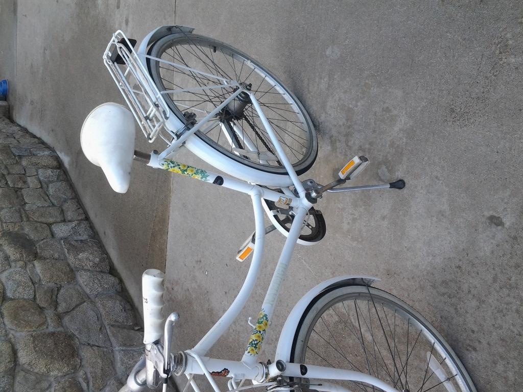 ladies Raleigh vintage bike