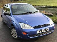 1999 Ford focus 1.6 lx