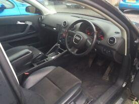 Audi A3 3.2 V6 DSG low mileage full history