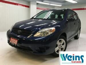 2008 Toyota Matrix LOW MILEAGE , GAS SAVER