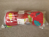 BRAND NEW & UNOPENED - Mamas and Papas baby Tummy Time Roller