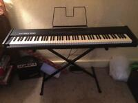Roland RD-100 with stand and pedal - good for beginner