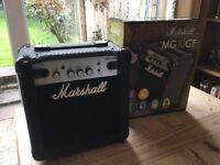 Marshall MG10CF Guitar Amplifier