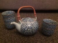 Traditional Japanese Tea Set (Made in Japan)